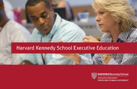 HKS Executive Education Brochure